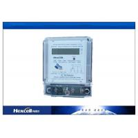 China 220V Single Phase Digital Energy Meter 9028301300 HS Code , Digital Power Meter wholesale