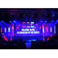 China HD Full Color P3 SMD Led Screen Indoor Rental LED Display 576X576mm Cabinets wholesale
