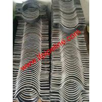 China carbon steel pipe clamps on sale
