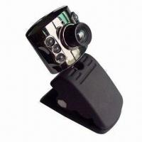 China CMOS PC Camera with USB2.0 Interface, Includes 3mm to Infinity Focusing and Snapshot Button wholesale