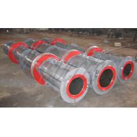 China Spinning Concrete Pipe Mould / Precast Concrete Moulds Structure wholesale