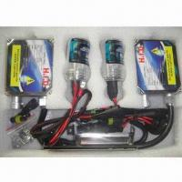 Quality H7 6,000K 35W 12V DC Xenon HID Conversion Kit, Includes Two Pieces Ballasts for sale