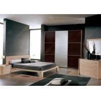 China Queen Size Villa / Apartment Full Bedroom Furniture Sets For Younger wholesale