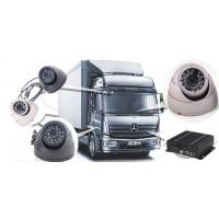 China Water Resistance Car Reversing Camera For Taxi / Shcool Bus / Truck , DC12V wholesale