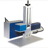 China Portable Laser Engraving Machine For Jewelry , Handheld Laser Marker Blue Color wholesale