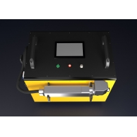 China Single Phase 220VAC Handheld 60W Laser Cleaning Machine wholesale