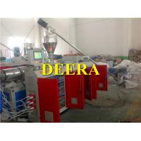 China Plastic Corrugated Roofing Sheet Production Line / Plastic Sheet Extrusion Machine wholesale