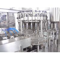 China Electric Juice Filling Machine with CE Approvals , 15000BPH Aseptic Beverage Filling Unit wholesale
