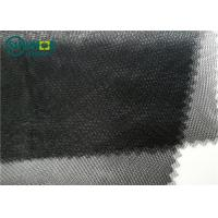 China 100% Polyester Knitted Venice Woven Interlining For Garment Accessories wholesale