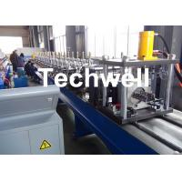 China Shelf Roll Forming Machine / Cable Tray Forming Machine for Steel Rack, Steel Shelf wholesale