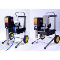 China Piston Pump Airless Electric Paint Sprayer With VFD Control Box wholesale