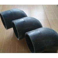 China DN710 one time forming long elbow/ pe elbow wholesale