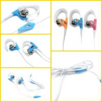 China 2014 new purple/pink/blue/silver beats powerbeats earphone by dr dre with chep price wholesale