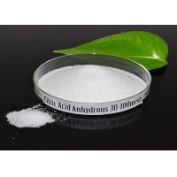 Buy cheap BP White Crystalline Odorless Citric Acid Monohydrate Powder from wholesalers
