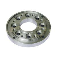 China Customized forged steel flange , Alloy steel / stainless steel pipe fittings wholesale