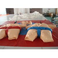 China Amusement Park Interactive Games Inflatable Sumo Wrestling Costume For Rent wholesale