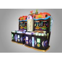 China Coin Push In Ticket Out Interesting Multi Game Arcade Machine For Kids wholesale