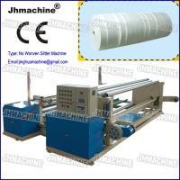 China Hot sale Automatic Non Woven Slitter Rewinder Machine for Tissue Paper Production Line wholesale