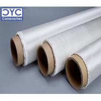 China CYC High Silica Fiberglass Fabric for High Temperature Resistant and Heat Insulation on sale