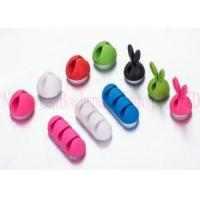 China Plastic Desk Cell Phone Accessories Multifunctional Cable Management Clips wholesale