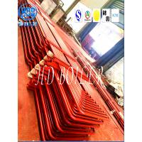 China Red Carbon Steel Superheater In Boiler Energy Saving For Power Station wholesale