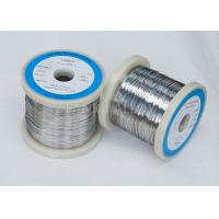 China Glass Sealing Heating Alloy Wire 52 Nickel Alloy Wire 8.3 Density ISO9001 wholesale