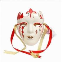 Buy cheap 18cm Porcelain Italian Flora God Mask, Various Colors are Available from wholesalers