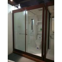 China complete bathroom with shower / mirror / toilet,  120 X 150 X 210 / cm complete shower cabins wholesale