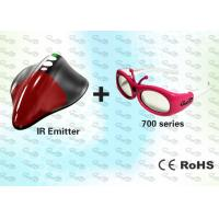 China External 3D Shutter Glasses and SYNC Emitter for Computer wholesale