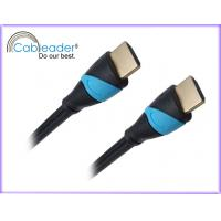 China HDMI cable v1.4 with Ethernet full HD 1080P 3D with Double Color HDMI A Type Male To A Type Male on sale