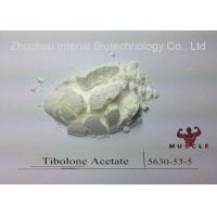 China Raw White Material Livial Tibolone Weight Gain Anti Aging Steroids CAS 5630-53-5 wholesale