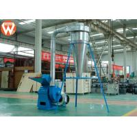 China Small Pig Cattle Poultry Feed Mixer Grinder , 800KG/H Feed Grinding Machine wholesale