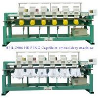 China Tajima Type 6 Head Embroidery Machine for Logo Embroidery on sale