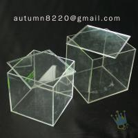 China BO (50) acrylic body jewelry display case wholesale