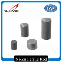 China Ni-Zn Ferrite Rod Lightweight Magnetic Material For Tuning And EMI Suppression on sale