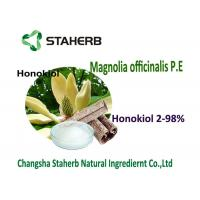 China 2-98% Honokiol Supercritical Fluid Extraction , Magnolia Bark Extract CAS 35354 74 6 on sale