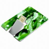 Buy cheap Executive Combination Leather USB Flash Drive with Shiny Metal Flash Drive from wholesalers