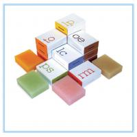 China Cusomized Printing Paper Box Packaging , Hand Made Soap Packaging Box wholesale