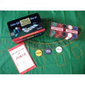 China Poker chips set wholesale