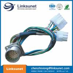 China Industrial Wire Harness CA 19PIN 122S00 - 1619956 Molex 3901 - 2100 Phoenix Contact Connectors wholesale