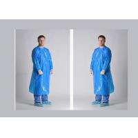 China 35-60G Polyethylene Disposable Coverall Suit Disposable wholesale