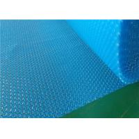 Buy cheap Blue Color Heat Insulation Bubble Sheet Roll For Swimming Pool Cover Keep Warm from wholesalers