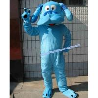 China blues clues adult mascot costume wholesale
