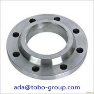 China Nickel Alloy SW WN Flange / Forged steel Flanges 10'' ASME B16.5 ASME SB622 NO8811 wholesale