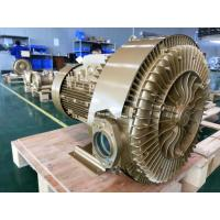 Buy cheap 11KW high pressure blower Side Channel Blower for Pneumatic Conveying Waste from wholesalers