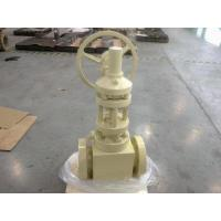 China API 6A Standard Wellhead Valves Reliable Functional Compact Structure wholesale