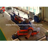 China Automatic Pipe Bending Machine with 1050℃ Induction Heating Temperature WGYC325 wholesale