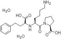 China Lisinopril CAS NO.83915-83-7 C21H31O5N3.2(H2O) cardiovascular wholesale