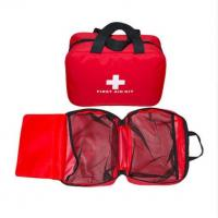 Buy cheap Sales Promotion Outdoor Sports Camping Home Medical Emergency Survival First Aid Kit Bag from wholesalers