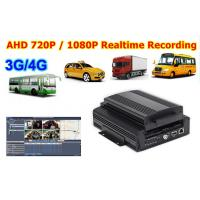 China H.264 720 P AHD 3G Mobile DVR Car Black Box Recorder With WIFI GPS G sensor wholesale